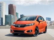 Honda Fit 2018 với ngoại hình và sắc màu mới