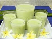 Hướng dẫn làm sữa đậu xanh tại nhà vừa thơm ngon lại bổ dưỡng