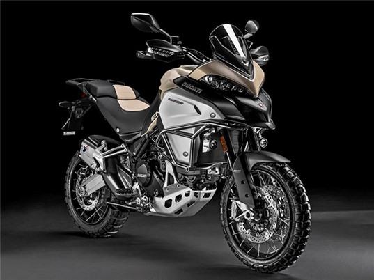 Chi tiết phiên bản Ducati Multistrada 1200 Enduro Pro mới