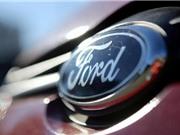 Ford lần đầu tiên nhập xe lắp ráp tại Trung Quốc vào Mỹ