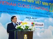 Điện toán đám mây giúp đẩy nhanh quá trình chuyển đổi số