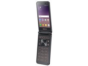 """Smartphone nắp gập Galaxy Folder 2 của Samsung """"lên kệ"""" tại Hàn Quốc"""