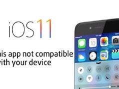 Hướng dẫn khắc phục lỗi ứng dụng không mở được trên iOS 11