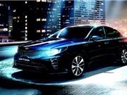 Smart Inside: Loạt công nghệ vượt trội của Kia Optima