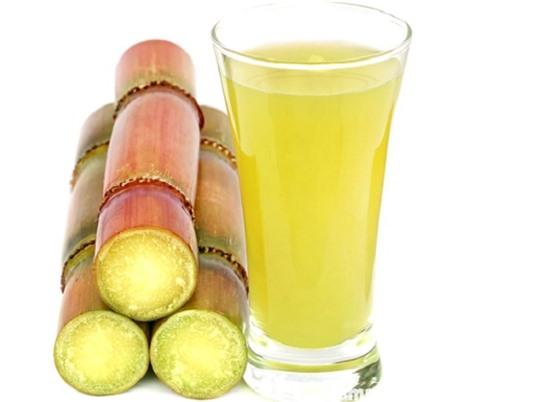 Giải rượu, bia bằng nước mía hiệu quả