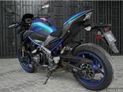 Đánh giá chi tiết môtô Kawasaki Z900 2017