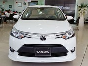 Chi tiết xe Toyota Vios TRD 2017