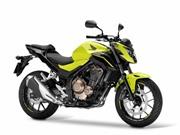 Cận cảnh Honda CB500F 2017 giá từ 165 triệu tại Malaysia