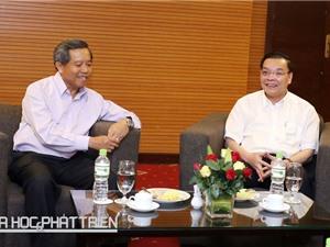 Việt Nam - Lào đẩy mạnh hợp tác về khoa học và công nghệ