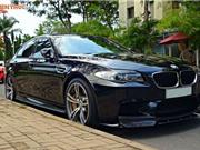 Chi tiết siêu xe BMW M5 F10 giá hơn 10 tỷ tại Việt Nam