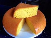 Clip: Tuyệt chiêu làm bánh bông lan bằng nồi cơm điện tại nhà