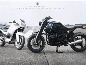 Ngắm BMW R1100RS hàng thửa siêu đẹp của người Hà Nội