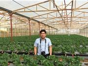 Thạc sỹ Nguyễn Thế Nhuận - nhà khoa học nghiên cứu ứng dụng công nghệ cao trong nông nghiệp