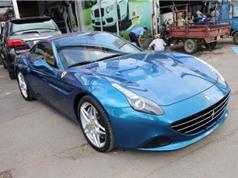 Ferrari California T 2015 duy nhất ở Việt Nam được rao bán 12 tỷ đồng