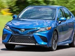 Toyota Camry 2018 tại Mỹ có gì đặc biệt?