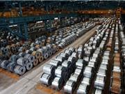 10 quốc gia sản xuất thép lớn nhất thế giới