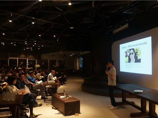 IFS - sự kiện công nghệ 4 trong 1 cho startup sắp diễn ra