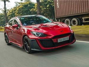 Mazda3 độ phong cách xe đua hàng độc tại Việt Nam