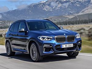 BMW X3 thế hệ mới thay đổi thiết kế, thêm công nghệ