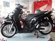 Honda SH 150i ABS đội giá hơn 10 triệu đồng