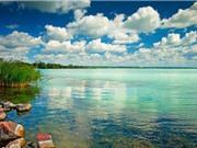 Nét bình yên, thơ mộng của hồ nước ngọt lớn nhất Trung Âu