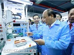 Khu CNC Hòa Lạc khẩn trương triển khai cơ chế đặc thù