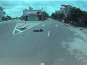 """CLIP HOT NGÀY 29/6: Nhận cái kết thảm khi vượt xe tải, khỉ đuổi báo chạy """"trối chết"""""""