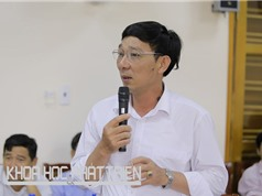 Ông Nguyễn Trọng Thành - Giám đốc Hợp tác xã (HTX) Phú Lương, huyện Đông Hưng, Thái Bình: Dám cấy thưa, hiệu quả cao