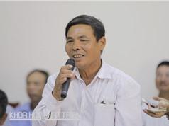 Ông Nguyễn Văn Lý - Chủ nhiệm HTX Cộng Hiền, huyện Vĩnh Bảo: Có thể áp dụng cho cả vùng trũng và vùng cao