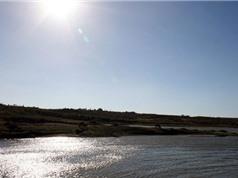 Hồ Sông Ray - nét kỳ thú mà con người tạo nên