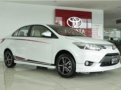 Bảng giá xe Toyota tháng 7/2017: Nhiều ưu đãi hấp dẫn