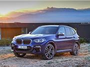 Chi tiết siêu xe BMW X3 2018 vừa trình làng