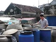 Nước mắm Do Xuyên - Ba Làng chật vật khai thác thương hiệu