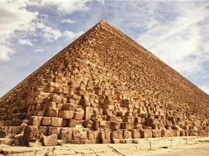 Sự thật bất ngờ khó tin về kim tự tháp Ai Cập