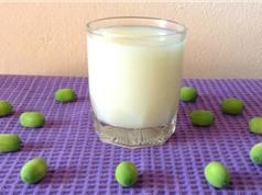 Cách làm sữa hạt sen giúp làm đẹp da, chữa chứng mất ngủ