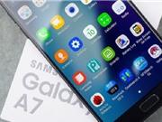 Bảng giá điện thoại Samsung tháng 7/2017: Nhiều sản phẩm giảm giá hấp dẫn