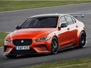 Jaguar chuẩn bị ra mắt mẫu sedan công suất 592 mã lực