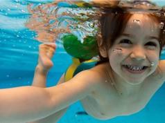 Clip: Kỹ thuật thở nước cho người mới tập bơi