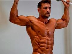 Clip: 4 bài tập cơ bản để có cơ bụng 6 múi