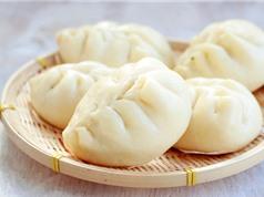 Tuyệt chiêu làm bánh bao nhân thịt thơm ngon