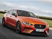 "Cận cảnh ""siêu phẩm"" Jaguar XE SV Project 8 giá 4,3 tỷ đồng"