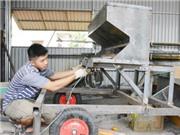 Đắk Lắk: Khởi nghiệp với nghề chế tạo máy nông nghiệp