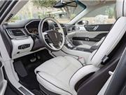 Top 10 xe sedan sở hữu nội thất rộng rãi nhất thế giới
