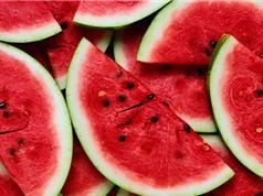 5 loại mặt nạ dưỡng da, trị mụn hiệu quả từ dưa hấu