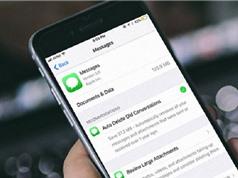 Hướng dẫn kích hoạt tính năng tự động xóa tin nhắn cũ trên iOS 11