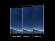 Lộ cấu hình Samsung Galaxy S8 Mini