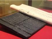 Lần đầu trưng bày Mộc bản triều Nguyễn về chủ quyền Hoàng Sa, Trường Sa