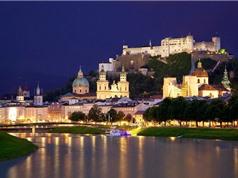 """""""Mục sở thị"""" 10 lâu đài lớn nhất thế giới"""