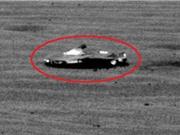 Vật thể nghi là phi thuyền của người ngoài hành tinh trên sao Hỏa
