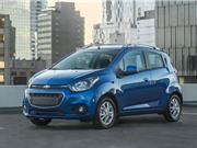 Chi tiết xe hatchback giá gần 200 triệu của Chevrolet